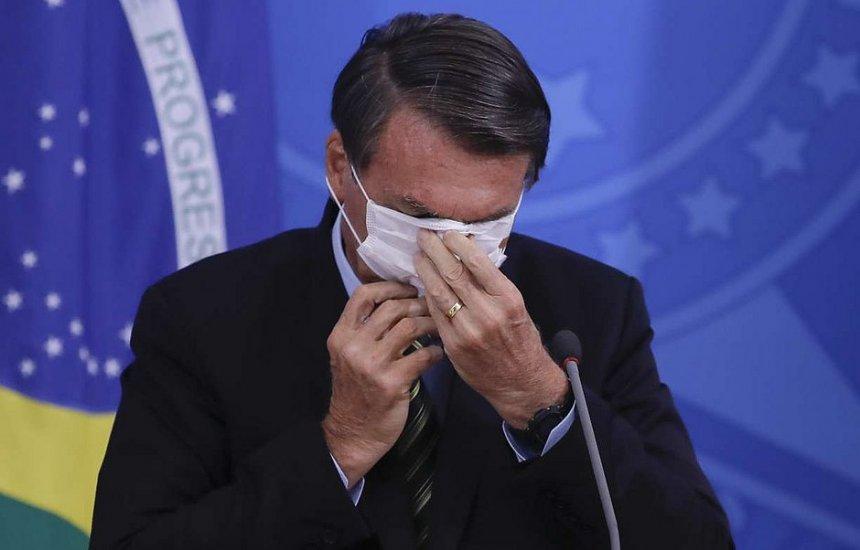 [Bolsonaro mandou atrasar boletins da covid-19 para evitar telejornais, diz site]