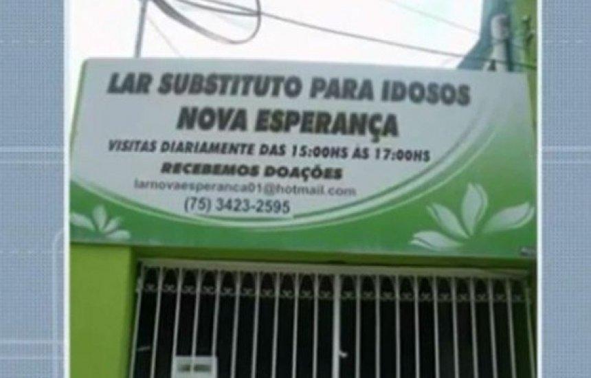 [Asilo de Alagoinhas tem 39 pessoas entre idosos e funcionários com coronavírus]
