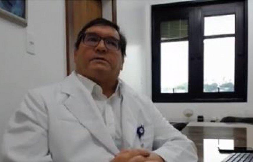 [Hepatologista alerta que coronavírus está tirando visibilidade de outras doenças no país]
