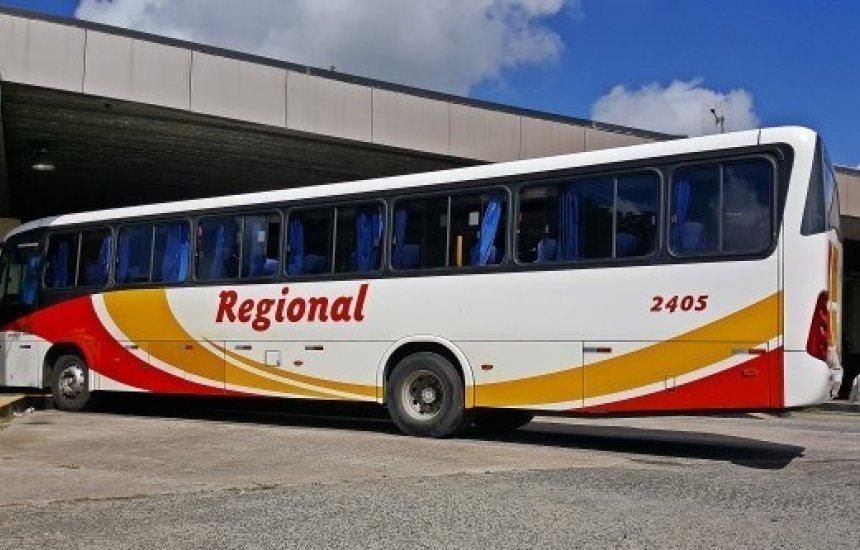 [Suspensão ao transporte intermunicipal afeta 356 cidades da Bahia]