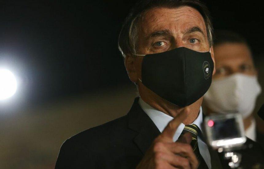 [Uso de máscaras não é obrigatório em presídios, diz veto do governo]