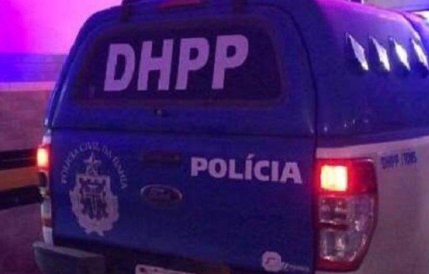 [Delegacia de Homicídios de Camaçari prende homem que esfaqueou sobrinho na cabeça]