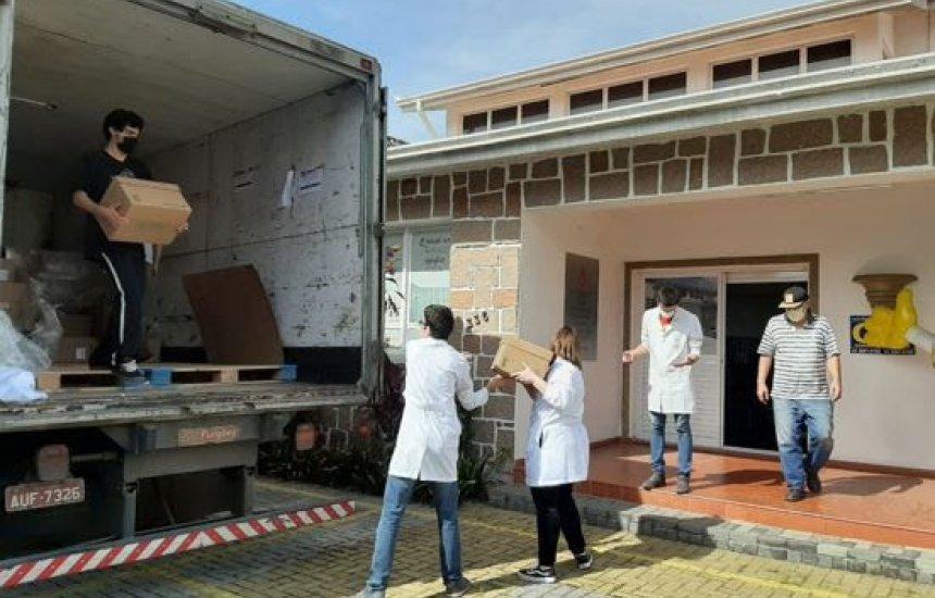 [Grupo Boticário doa itens de higiene para comunidades carentes da Bahia]