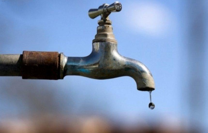 [Jardim Limoeiro está sem água há 3 dias, diz morador]