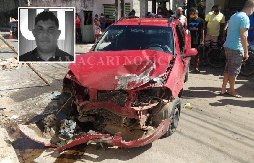 Líder comunitário de Vila de Abrantes morre em acidente de carro