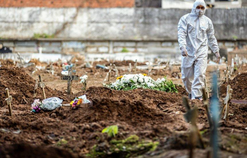 Criança de 10 anos morre por Covid-19 em Salvador; óbitos chegam a2.483