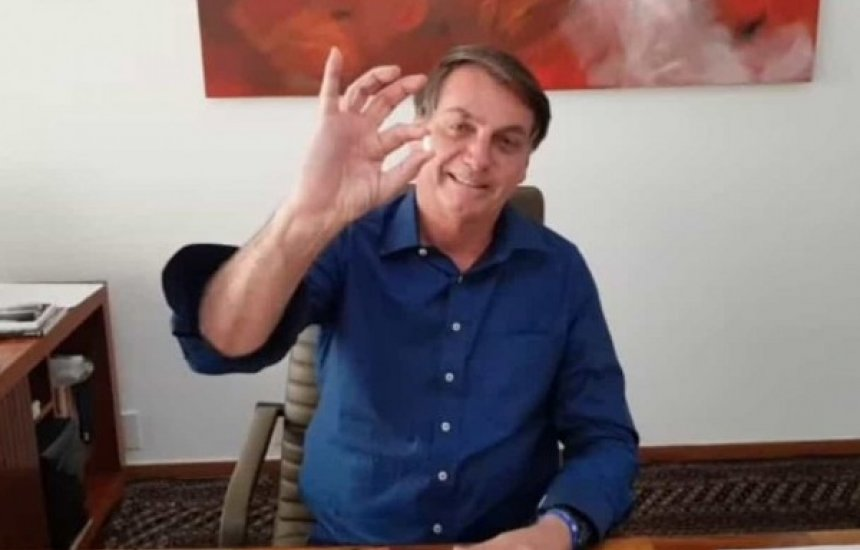 [Procurador pede que TCU proíba Bolsonaro de propagandear o uso da cloroquina]