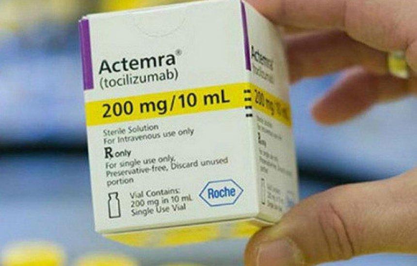 [Remédio para artrite reumatoide se mostra eficaz contra covid-19]