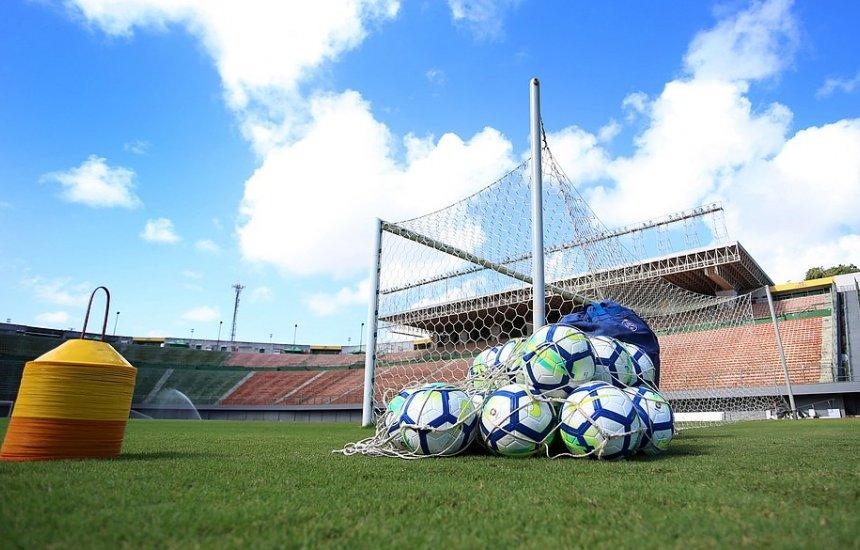 Em apenas seis dias, estádios baianos receberão 17 jogos