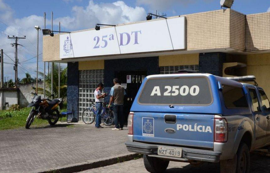 [Dias D'Ávila: Jovem esfaqueia padrasto ao saber que mãe foi agredida por ele]
