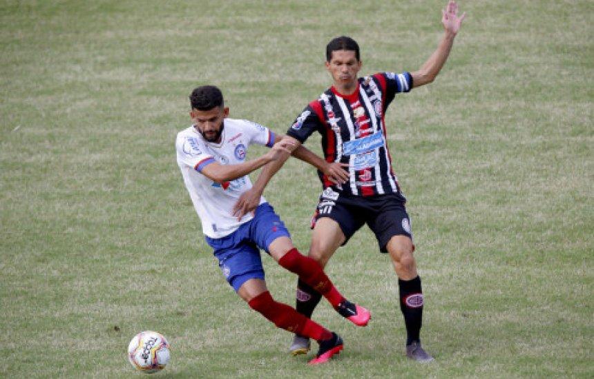 [FBF divulga tabela para os jogos da final do Campeonato Baiano]
