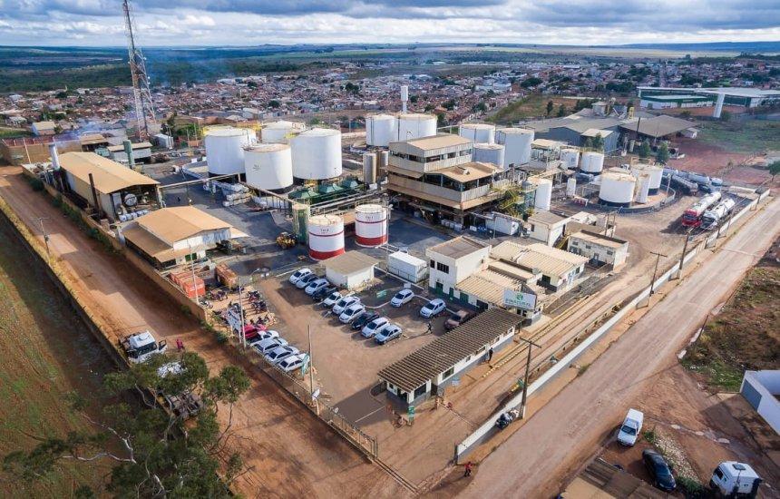[Binatural deve implantar unidade de biodiesel em Simões Filho e gerar 1,1 mil empregos]