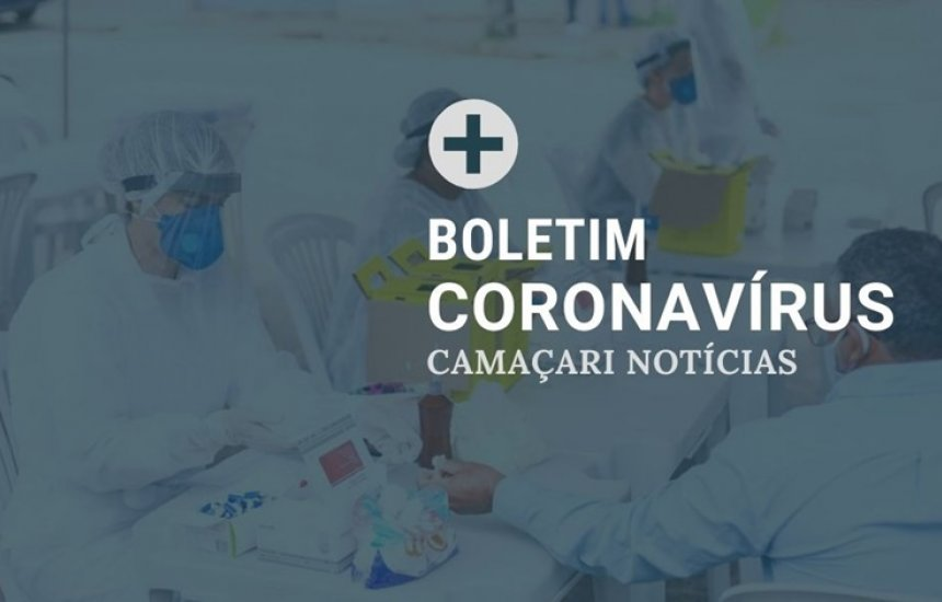 [Camaçari: número de casos ativos da Covid-19 cai para 780]