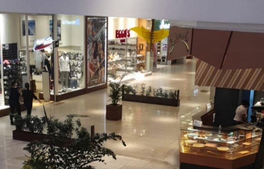 [Shoppings de Salvador terão horário de funcionamento ampliado na véspera do Dia dos Pais]