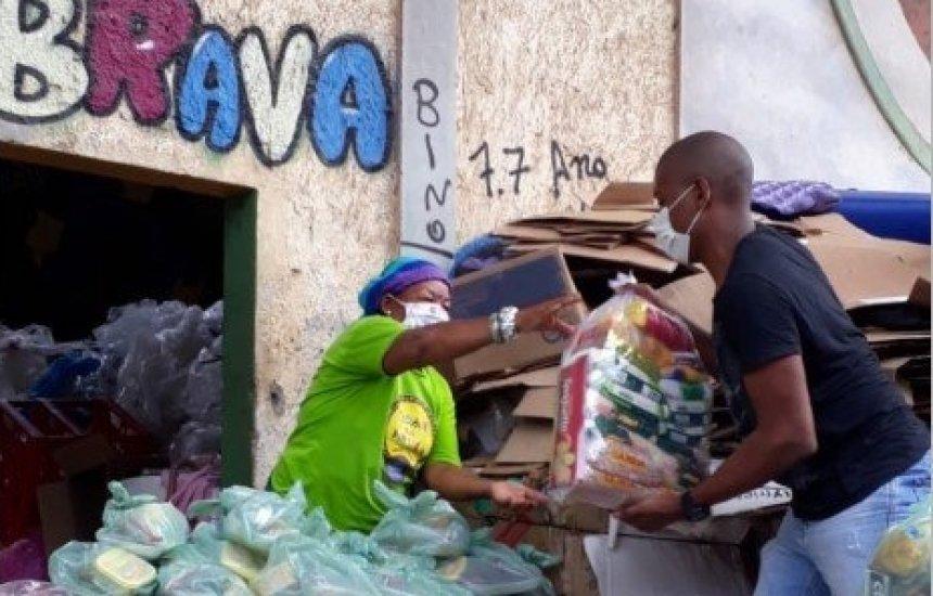 [Braskem beneficia mais de seis mil pessoas em Camaçari e outras cidades com cestas básicas]