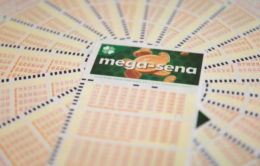 Sorteio de hoje da Mega-Sena pode pagar prêmio de R$ 6,5 milhões