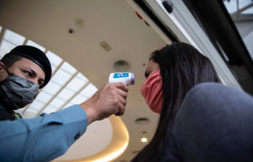 [Proposta exige medição de temperatura para acesso a repartições públicas na pandemia]
