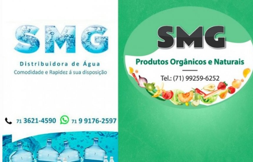 [A SMG distribuidora de água completa um 01 ano oferecendo produtos naturais e água Alcalina]