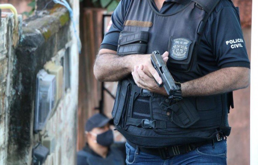 [Policiais Civis da Bahia decretam paralisação de 24h]