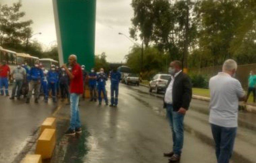 [Simões Filho: Sindicato diz que cerca de 300 pessoas já foram demitidas de fábrica da Vale]