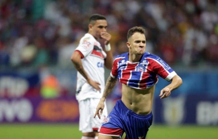 [CBF altera horário de Bahia e Atlético-GO]
