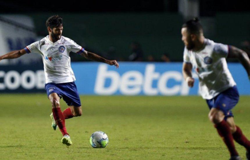 [Buscando se reaproximar do G6, Bahia recebe o Grêmio nesta quinta (10)]