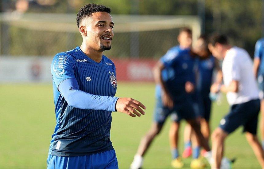 [Bahia tem desfalque e retornos para a estreia de Mano Menezes]