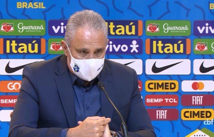 [Tite anuncia convocados para início das Eliminatórias da Copa de 2022]