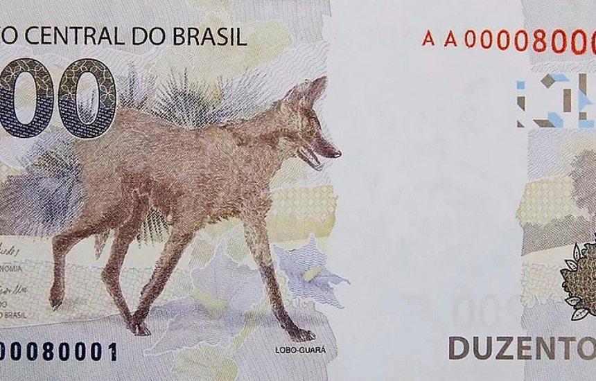 [Nota de R$ 200: Defensoria pede que Banco Central faça alteração na cédula]