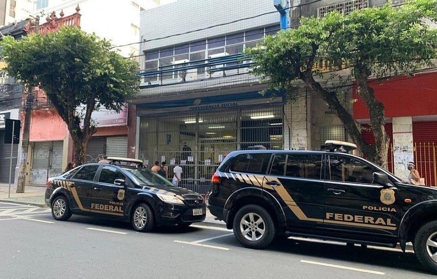[Operação desarticula esquema de fraudes no INSS em Salvador; servidor foi afastado]