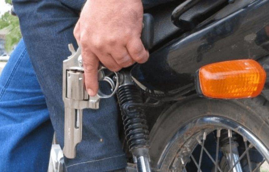 [Moto Bros 160 é levada por bandidos em Camaçari]