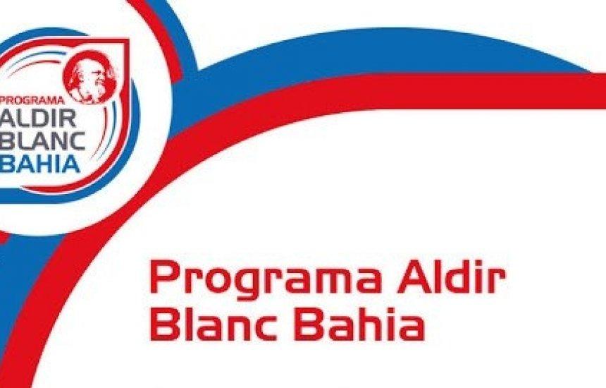 [Programa Aldir Blanc Bahia anuncia oito editais com recursos de mais de R$ 50,7 milhões para Cultura]