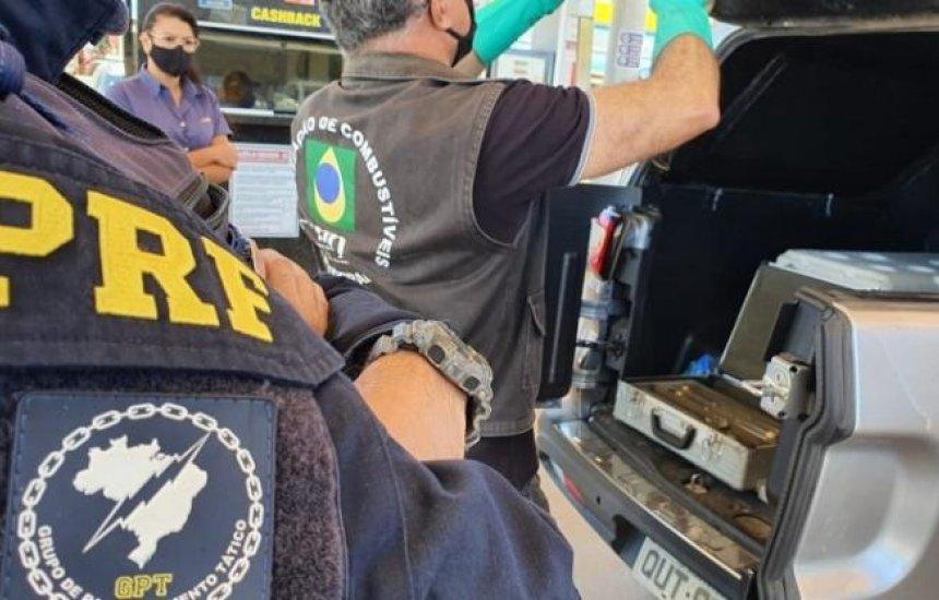 [Operação identifica possível adulteração de combustíveis em três postos de Morro do Chapéu]