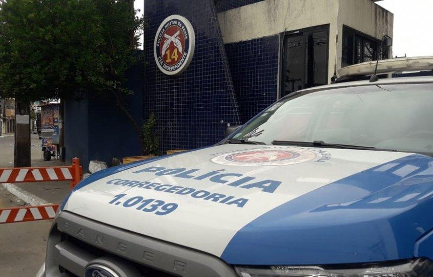 [Seis policiais militares são presos por suspeita de extorsão e sequestro em Salvador]