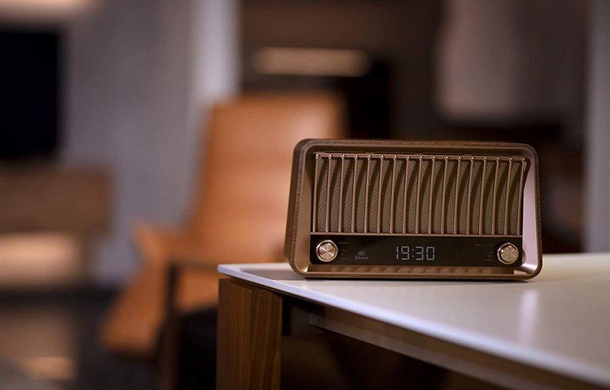 [Philips lança caixas de som com estilo vintage no Brasil]
