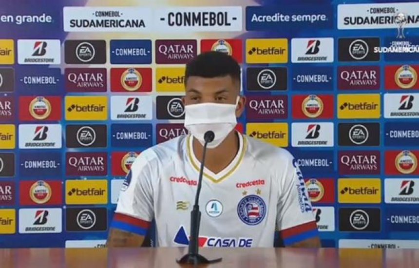 [Juninho lamenta derrota e fala sobre partida de volta: