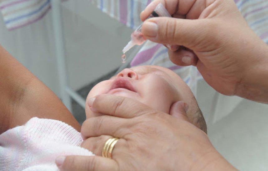 [Camaçari prorroga campanha contra poliomielite e multivacinação; confira as unidades disponíveis]