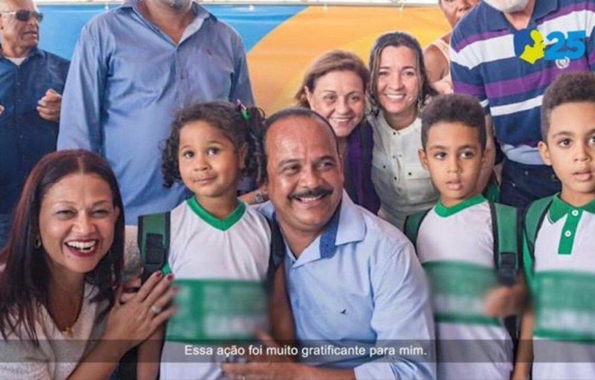 Programa político de Elinaldo destaca investimentos na educação e qualificação de professores
