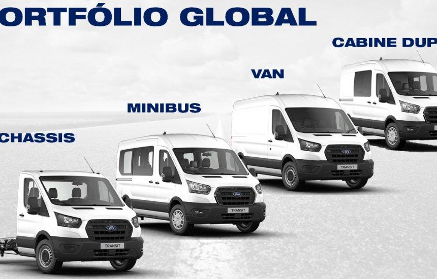 [Ford Transit voltará ao mercado brasileiro em 2021, importada do Uruguai]