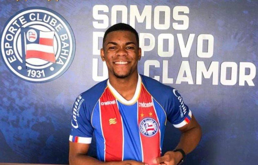 [Bahia anuncia primeira contratação para time de transição de 2021]