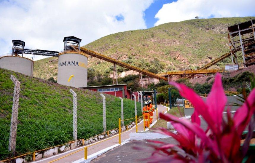 [Yamana Gold planeja ampliar produção de ouro em até 31% na Bahia]