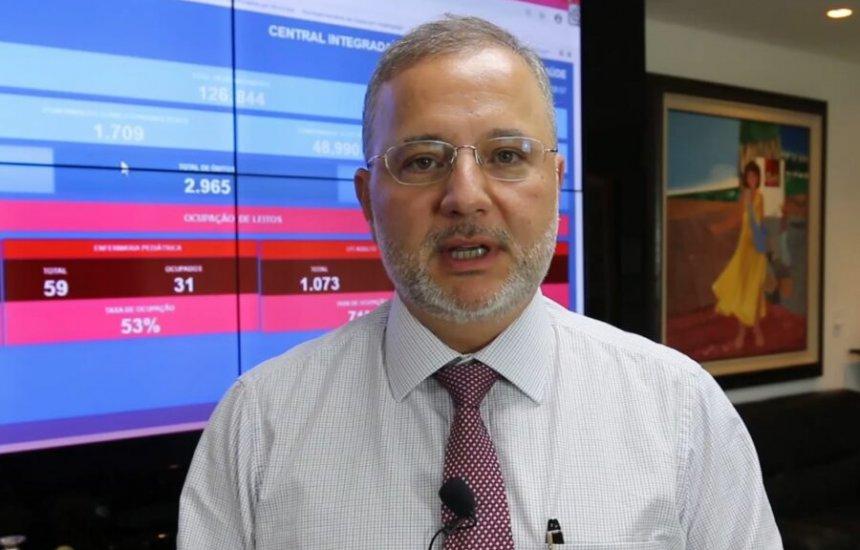 [Secretário de Saúde alerta para segunda onda do coronavírus, mas descarta medidas restritivas]