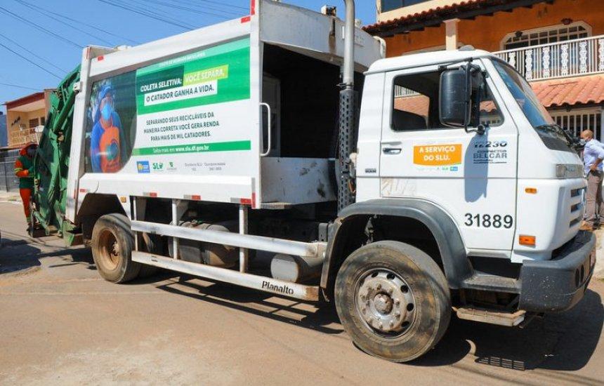 [Frente Ambientalista avalia coleta seletiva de resíduos sólidos no Brasil]