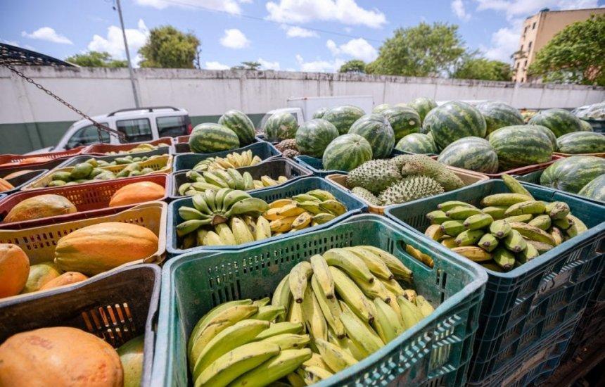 [Prefeitura de Camaçari realiza compra de alimentos através do Programa de Aquisição de Alimentos]