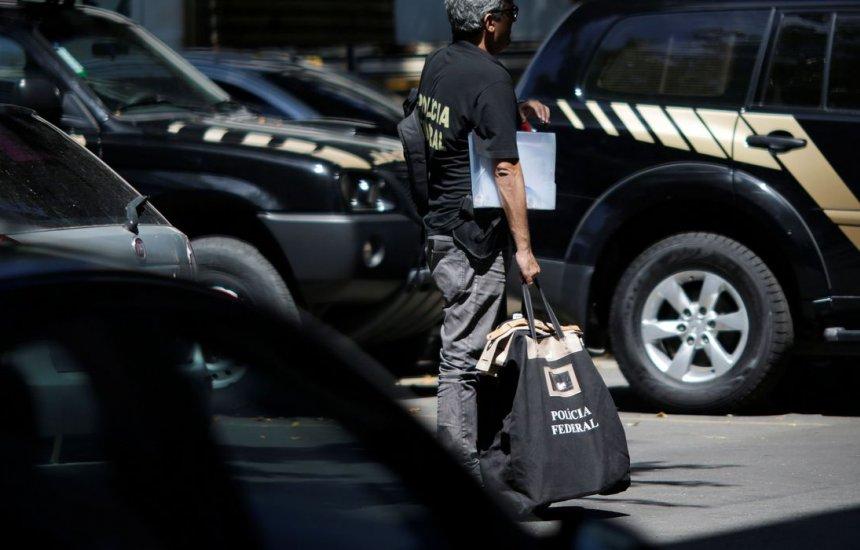 [PF desarticula quadrilha que fraudava benefícios do INSS na Bahia]