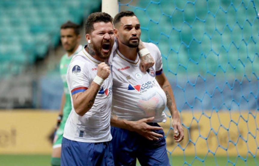 [Bahia vai encarar mais um argentino na Copa Sul-Americana]