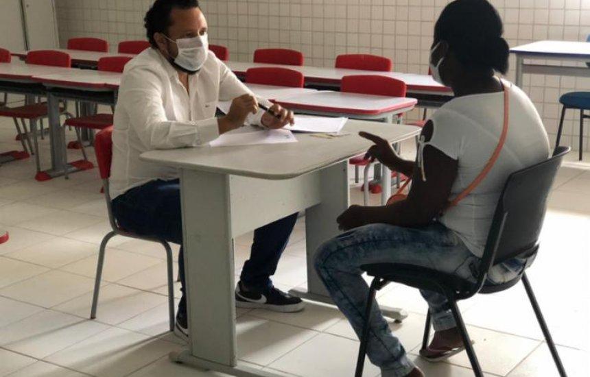 [Trabalhadores resgatados em condições análogas à escravidão são atendidos na Bahia]