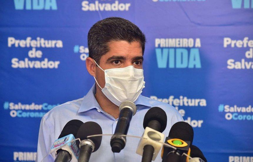 [Prefeitura de Salvador está disposta a comprar vacinas contra covid, diz Neto]