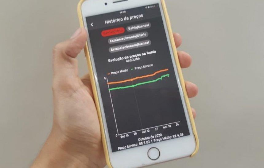 [App Preço da Hora Bahia ganha novas funcionalidades para o usuário]