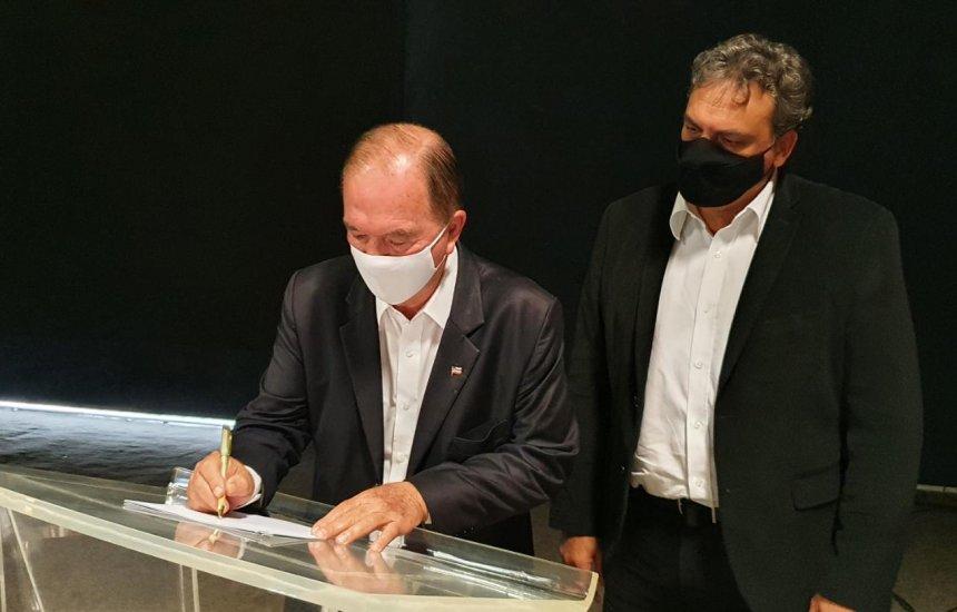 [Governo baiano e Univasf firmam parceria para projetos na região do São Francisco]
